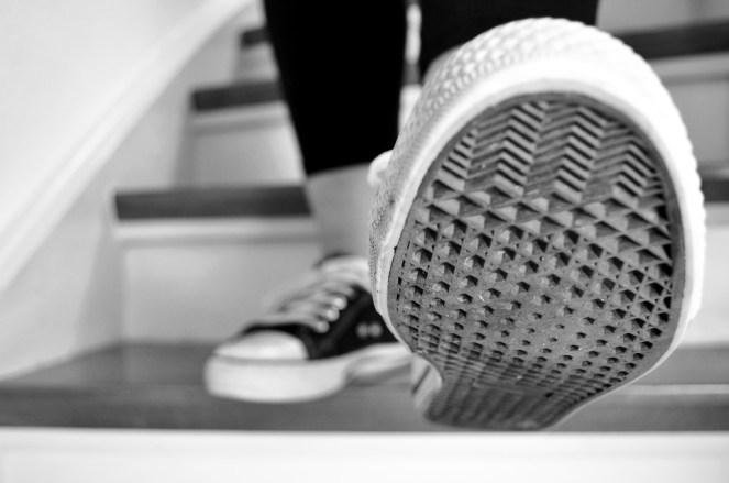 Escadas, Sapatos, Tênis, Sola, Sapatos Esportivos, Figurões