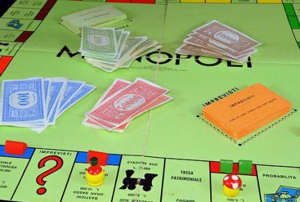 Play, Board Game, Monopoly, Money, Trade