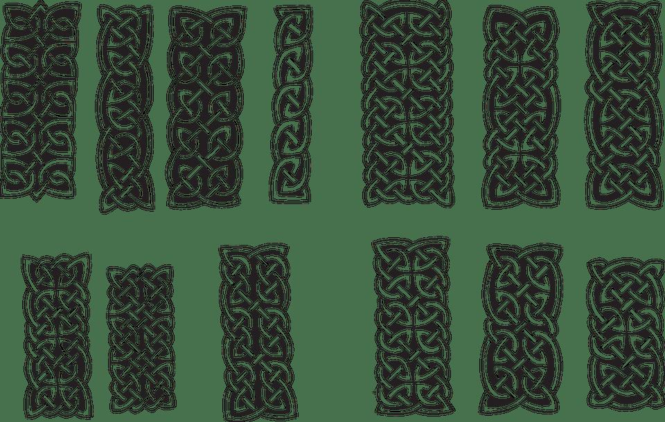 Columns Goticas Vector Free Vector Graphic On Pixabay