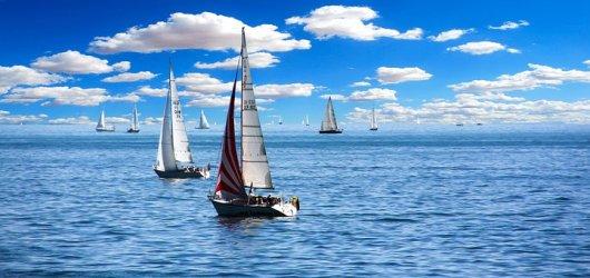 Sailing Boat, Sail, Holiday, Holidays