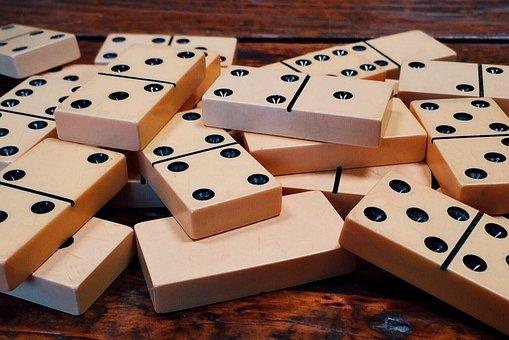 Dominos, Jeu, Domino, Stratégie