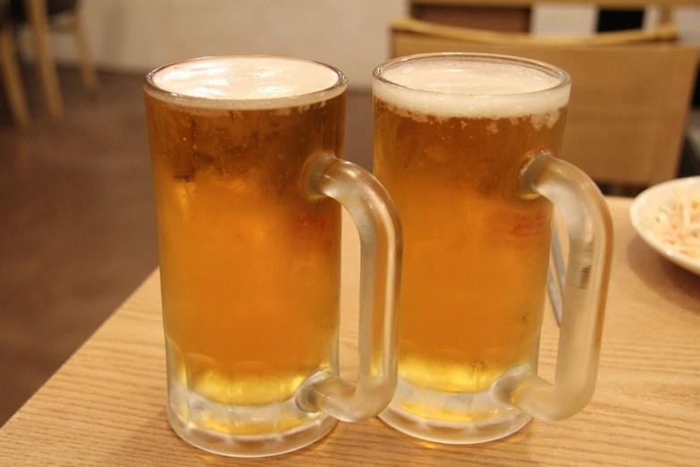 生ビール, ビール, ホープ