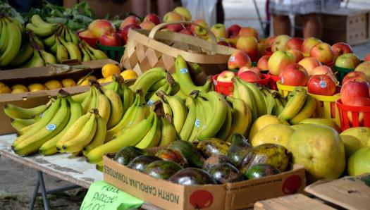 Frutta, Verdure, Mercato, Mercato All'Aperto