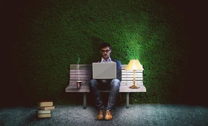 Trabalho, Workaholic, Escritor