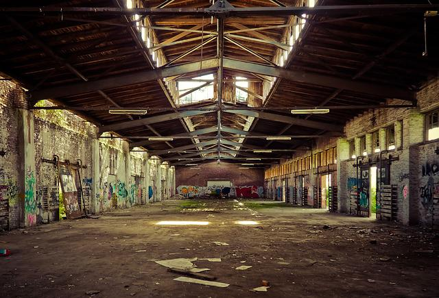 Free Photo Lost Places Old Decay Ruin Free Image On