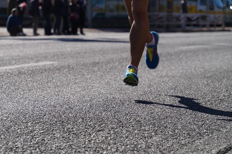 マラソンのランナー