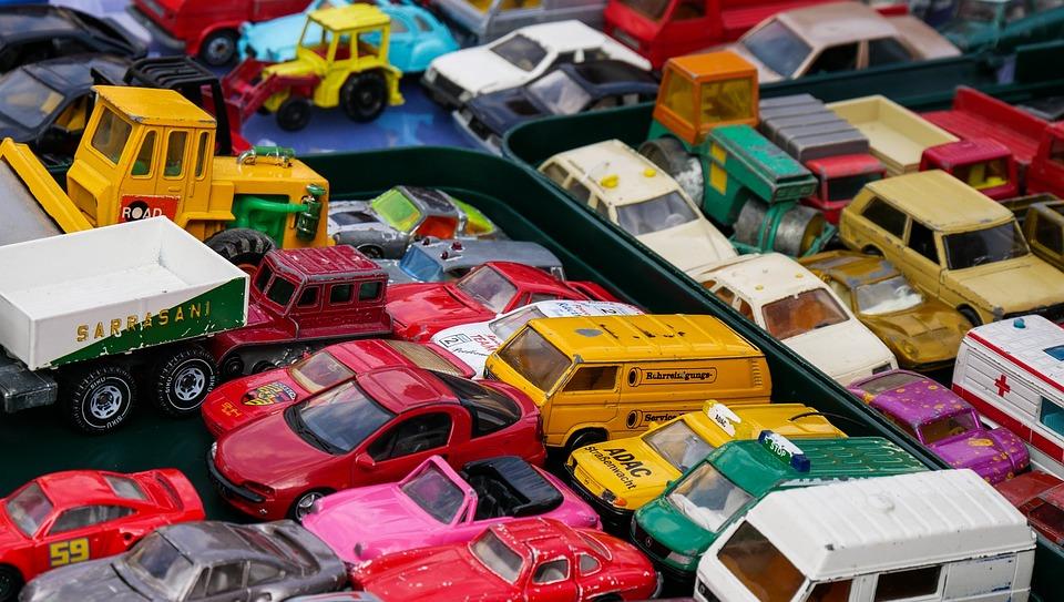 Free Photo Traffic Vehicles Autos Toys Free Image On