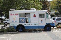 Food Truck, Ice-Cream, Dessert, Van
