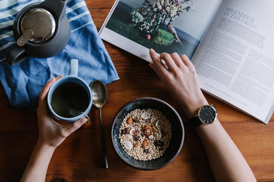 Breakfast, Healthy, Food, Diet, Fruit, Bowl, Organic