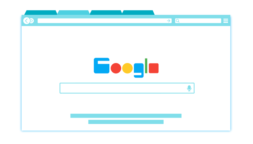 Browser, Internet, Web, Ricerca, Scheda, Google