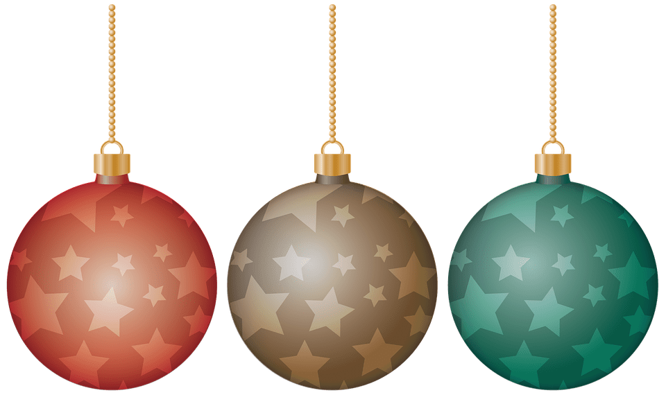 Christmas Holiday Ornament Free Image On Pixabay