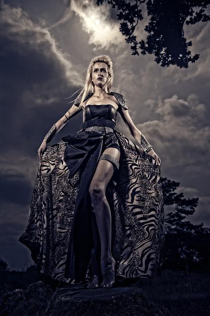 Free Photo Warrior Fashion Fantasy Dress Free Image
