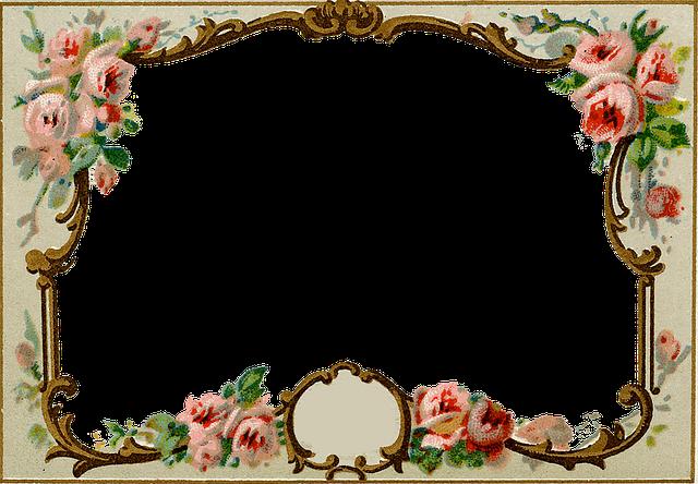 Vintage Antique Frame Free Image On Pixabay