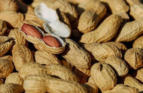 Nuts, Peanuts, Roasted, Snacks, Healthy