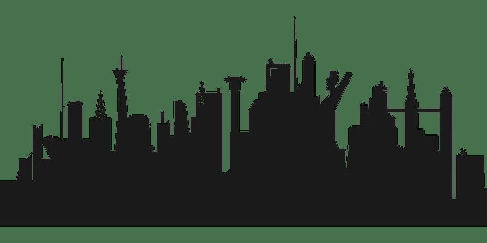 Science Fiction Dystopia Transparent Backgrounds