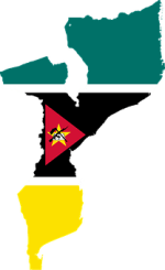 Mozambique, Flag, Map, Geography