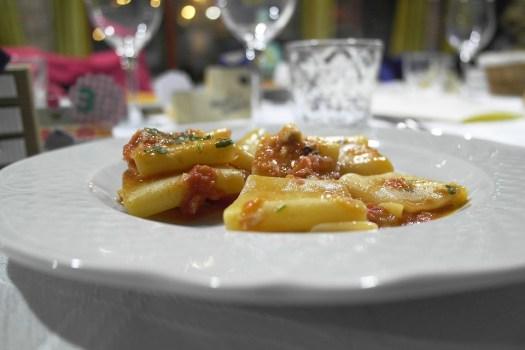 Pasta, Ristorante, Pranzo, Cena, Paccheri, Sugo, Salsa