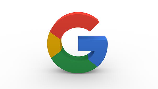 The Google logo, in regards to this article about the Google Pixel.
