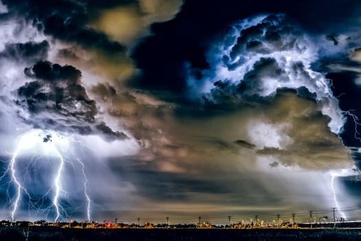 Temporale, Meteo, Tempesta, Pioggia, Fulmine, Bulloni