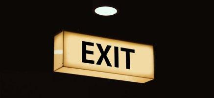 Leuchtkasten, Shield, Output, Note, Exit, Escape, Breakup