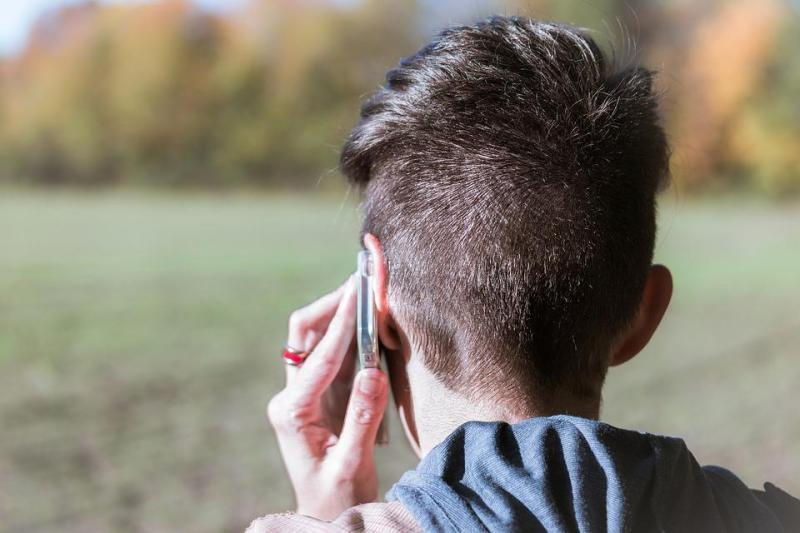Mente, Donna, Telefono, Telefono Cellulare