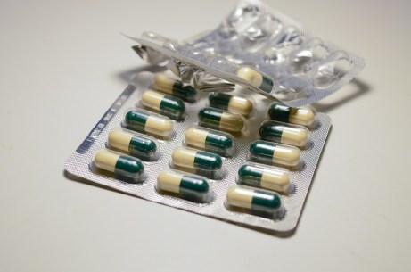 Compresse, Pillole, Vitamine, Antibiotico, Farmaco