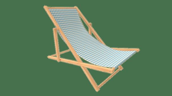 garden recliner