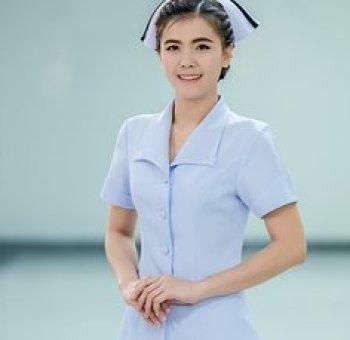 A picture of a nurse