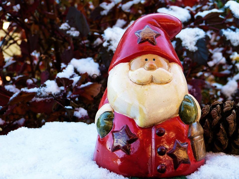 Nikolaus Schnee Advent Kostenloses Foto Auf Pixabay