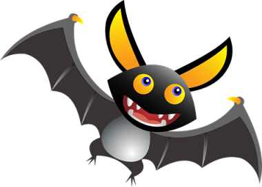 Animal, Bat, Blood, Cartoon, Comic, Cute