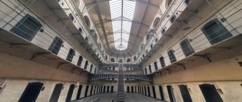 Cárcel, Dublín, Sala De, Antigua, La Historia
