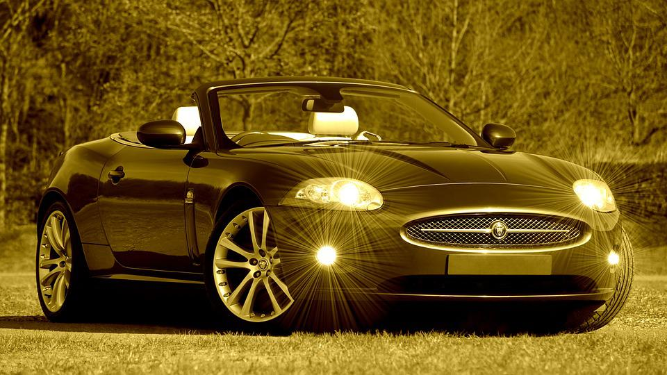 Car Edit Headlight Free Photo On Pixabay