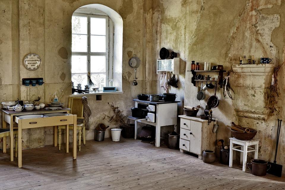 Free Photo Kitchen Old Historically Free Image On Pixabay 1839275