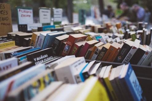 本, 書店, コレクション, 行, 店, スタック, 教科書, 読む, 知識