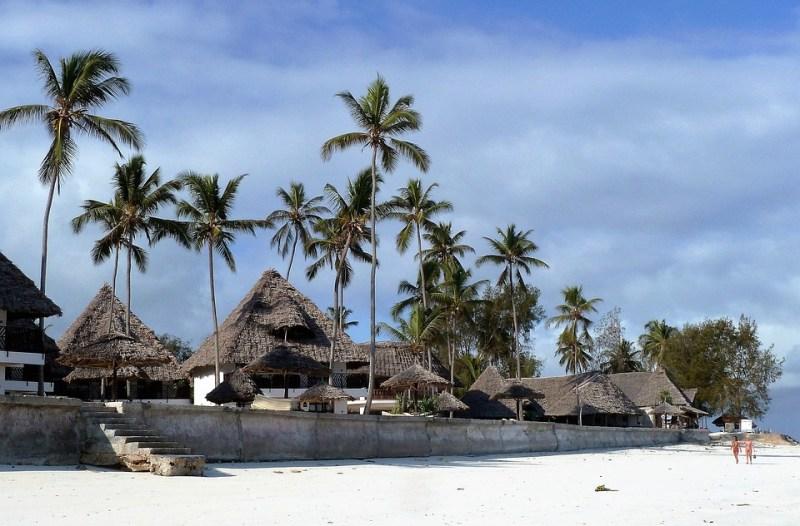 Tourism, Tropics, Africa, Zanzibar, Luxury, Resort