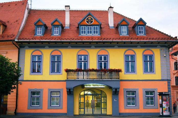 Sibiu, Casa Lutsch
