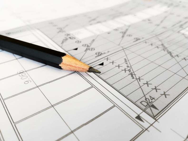 Plan, Bouwen, Stellen, Architect, Cad, Kunstenaar, Pen