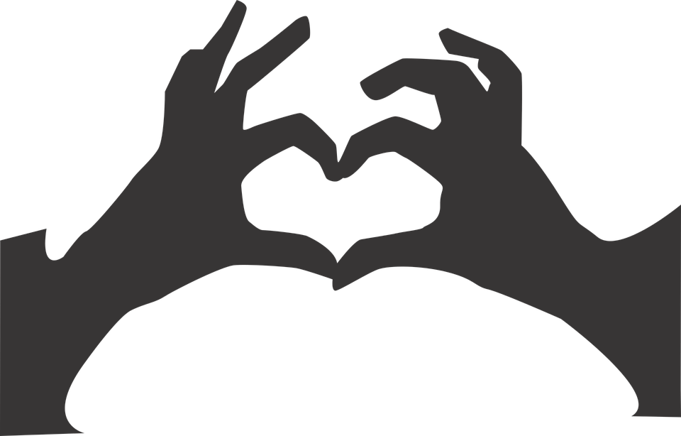 Download I Love You Hand · Free vector graphic on Pixabay