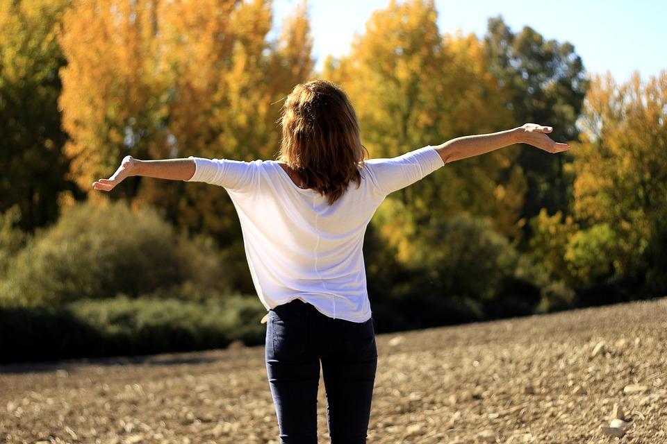 Happiness, Joy, Pure Air, Freedom, Enthusiasm
