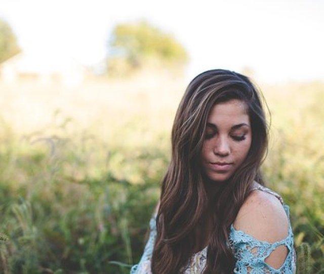 Beautiful Girl Teenager Teen