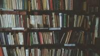 Boekenkast, Boeken, Boekenplanken, Kennis, Bibliotheek