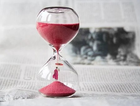 Hourglass, Clock, Sand, Time, Knapp