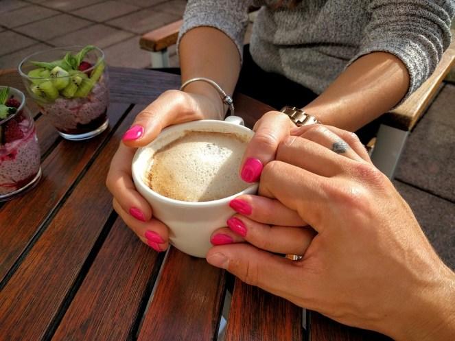 Café, Uma Xícara De, Bacio, O Momento, Reunião, Romance