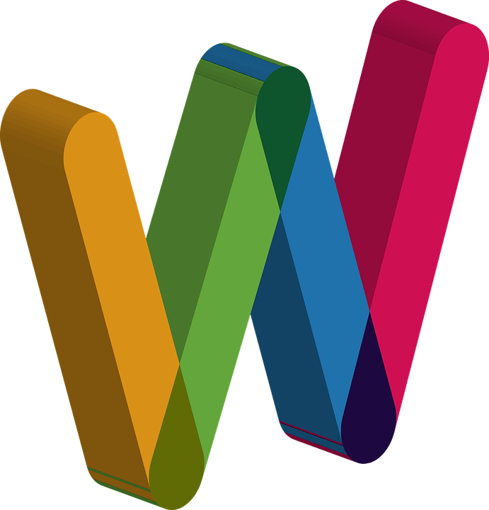Alphabet, 3D Albhabet, Letters, Color