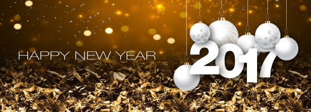 Happy New Year, New, Year, Celebration