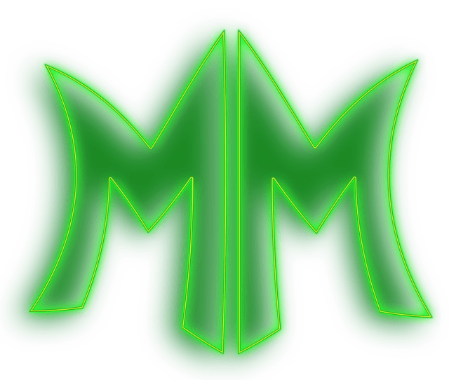 Games Mm Double M Logo Video Game