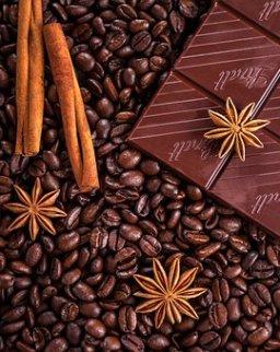 Coffee, Chocolate, Cinnamon, Anise