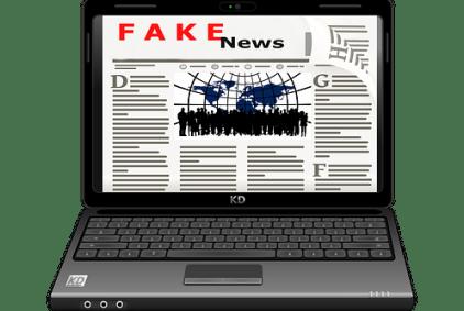Fake, Fake News, Media, Laptop, Internet