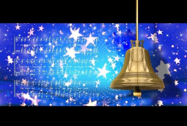 Christmas Bell Jingle Bells Free Image On Pixabay