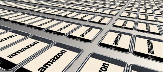 Boutique, Amazon, Téléphone Mobile